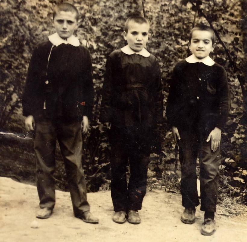 Nostalji; 1972'li yıllar Soldan sağa; Turgut Albayrak, İzzet Keleş ve Halit Yaşar