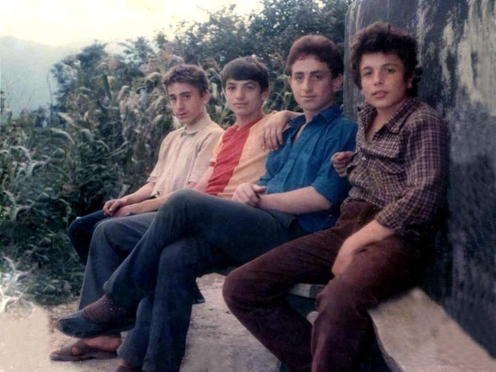 1982 yılında ballica orta mahalle avlusunda çekildi. Fotoğraf'dakiler soldan sağa; Adil Akbulut, Salih Baş, Seyfettin Keskin ve Süleyman Keskin
