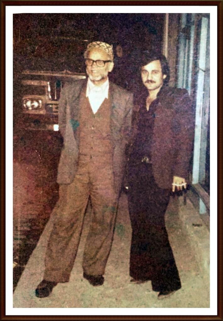 Rah.Hasan Banzaroğlu 2001 vefat ve Necmi Banzaroğlu çekim 1981