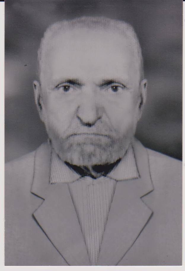 Rahmetli Mustafa Albayrak (Hasan-Hüseyin ve Eyüp Albayrak'ın babaları)